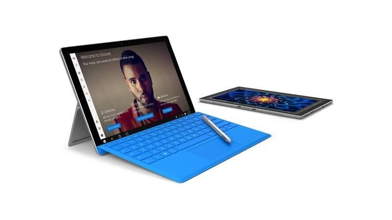 Consertos Microsoft Surface Pro 4 1724 no Campo Grande - Conserto Microsoft Surface Pro 4 1724