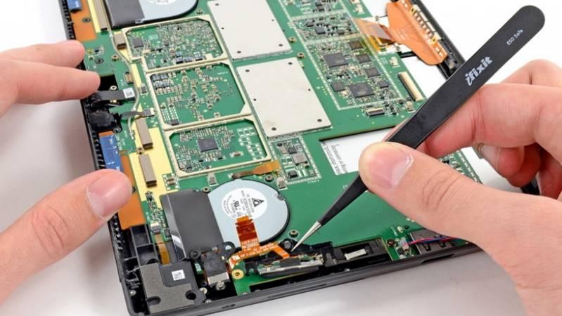 Quanto Custa Conserto Microsoft Surface 2 no Rio Pequeno - Conserto Microsoft Surface Pro 4 1724