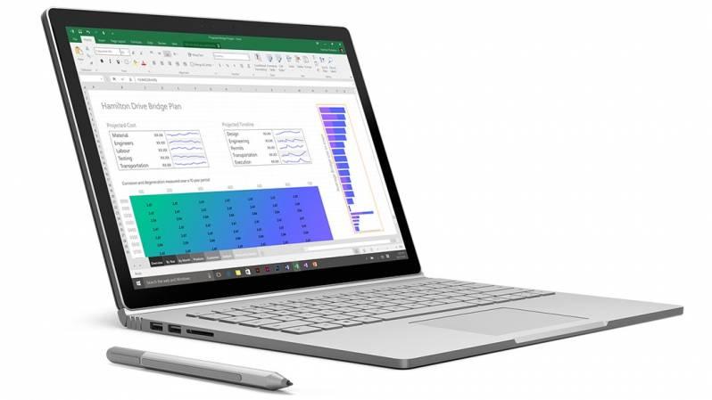 Quanto Custa Conserto Microsoft Surface Book no Jardim América - Conserto Microsoft Surface Pro 4 1724