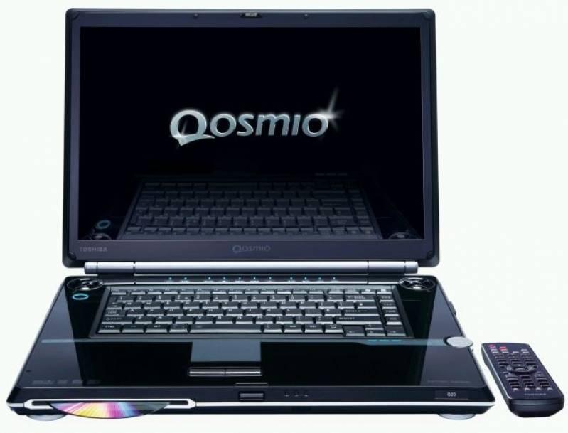 Reparo em Notebooks Qosmio em Tatuapé - Reparo em Notebooks Dell