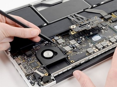 serviço de manutenção para macbook pro preço