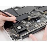 manutenção em macbook pro
