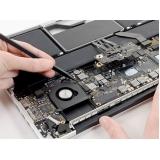 serviço de conserto em macbook air 15